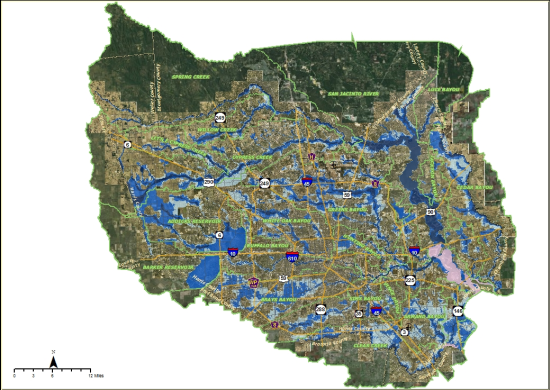 Floodplain Information - Fema flood maps texas