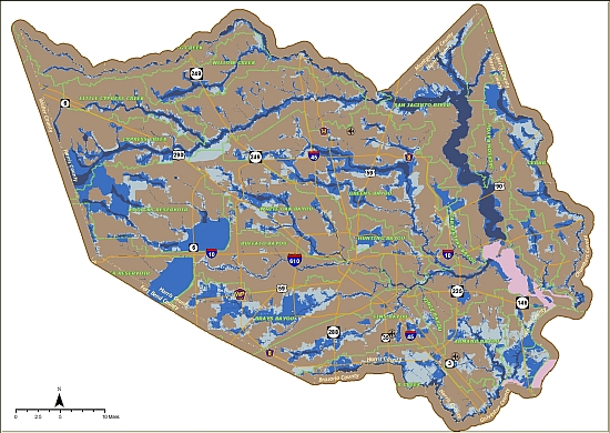 Floodplain Information - Current fema flood maps